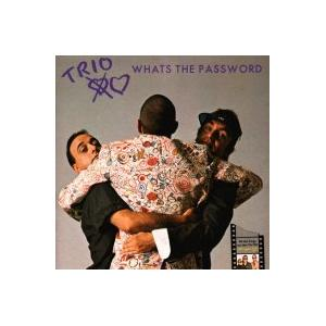 Trio: Whats The Password - Cover