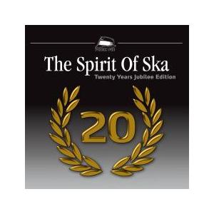 Spirit Of Ska - Twenty Years Jubilee Edition, The - Cover