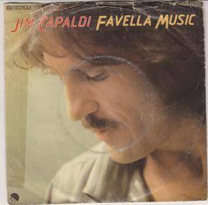 Jim Capaldi: Favella Music - Cover