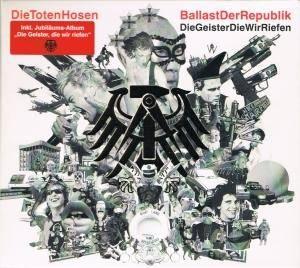 Die Toten Hosen: Ballast Der Republik (2-CD) - Bild 1