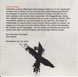 Die Toten Hosen: Ballast Der Republik (2-CD) - Bild 10