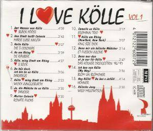 Various - I Love Kölle Vol. 1