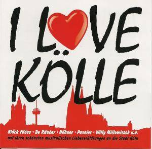 I Love Kölle Vol. 1 - Cover