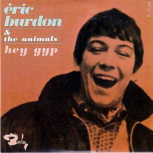 Cover - Eric Burdon & The Animals: Hey Gyp