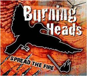 Burning Heads: Spread The Fire - Cover