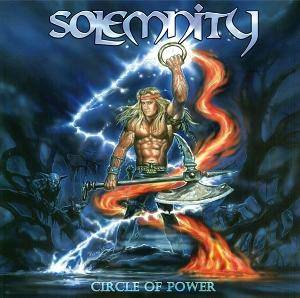 Solemnity: Circle Of Power - Cover