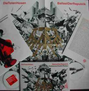 Die Toten Hosen: Ballast Der Republik (2-LP + 2-CD) - Bild 3