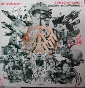 Die Toten Hosen: Ballast Der Republik (2-LP + 2-CD) - Bild 1