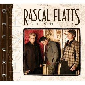 Cover - Rascal Flatts: Changed