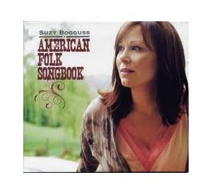 Cover - Suzy Bogguss: American Folk Songbook