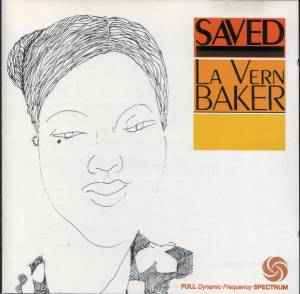 Cover - LaVern Baker: Saved