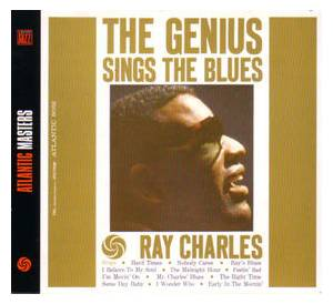Ray Charles: The Genius Sings The Blues (CD) - Bild 1