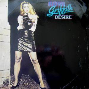 Cover - Roni Griffith: Desire