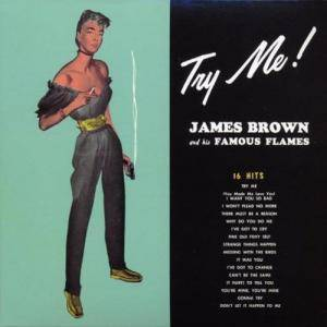 Cover - James Brown: Try Me