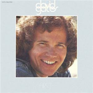 Cover - David Gates: First