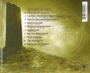Cattle Decapitation: Monolith Of Inhumanity (CD) - Bild 2