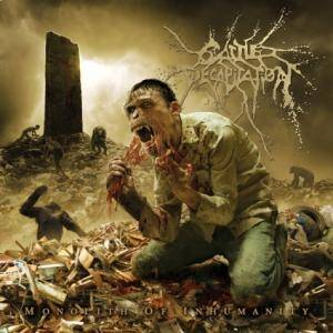 Cattle Decapitation: Monolith Of Inhumanity - Cover