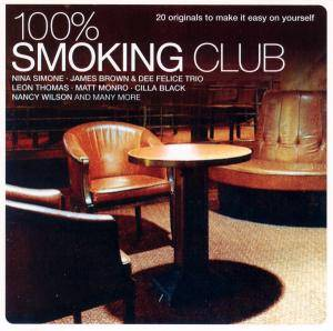 Cover - Jackie Trent: 100% Smoking Club