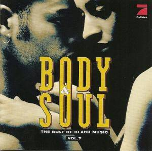 Cover - Nonchalant: Body & Soul - The Best Of Black Music Vol. 7
