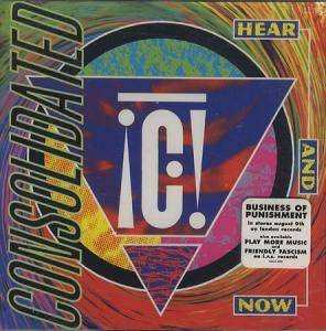 Cover - Consolidated: Here & Now