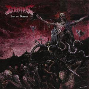 Coffins: March Of Despair - Cover