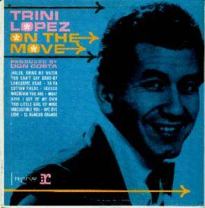 Cover - Trini Lopez: On The Move