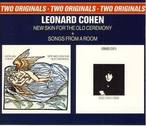 Leonard Cohen: New Skin For The Old Ceremony / Songs From A Room - Cover