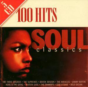 Cover - Marv Johnson: 100 Hits Soul Classics