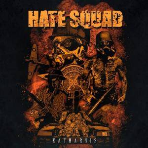 Cover - Hate Squad: Katharsis