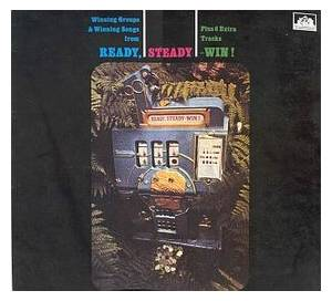 Cover - Tony Knight And The Live Wires: Ready, Steady - Win!