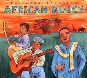 Cover - Amar Sundy: African Blues
