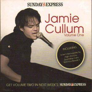 Cover - Clare Teal: Jamie Cullum Volume One / Volume Two