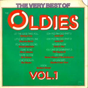 Cover - Garnet Mimms & The Enchanters: Very Best Of The Oldies Vol. 1, The