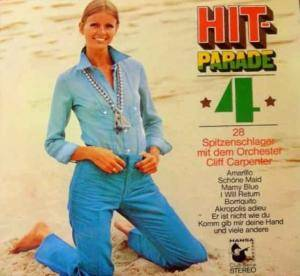 Cover - Cliff Carpenter Orchester: Hitparade 4