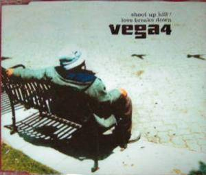 Cover - Vega4: Shoot Up Hill / Love Breaks Down