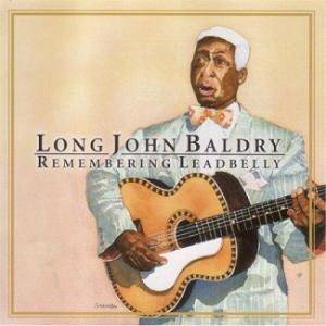 Long John Baldry: Remembering Leadbelly - Cover