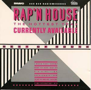 Rap'n House - Cover