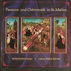 Passions- Und Ostermusik In St. Marien - Cover