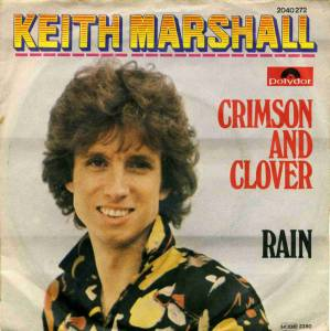 Cover - Keith Marshall: Crimson And Clover