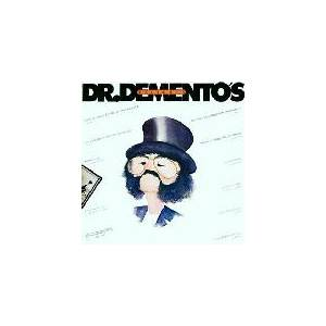 Dr. Demento's Delight - Cover