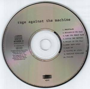 Rage Against The Machine: Rage Against The Machine (CD) - Bild 4