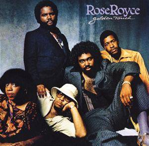 Cover - Rose Royce: Golden Touch