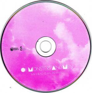 Of Monsters And Men: My Head Is An Animal (CD) - Bild 3