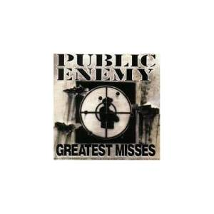 Public Enemy: Greatest Misses (CD) - Bild 1