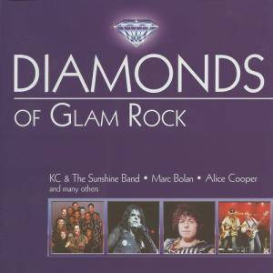 Cover - David Cassidy: Diamonds Of Glam Rock