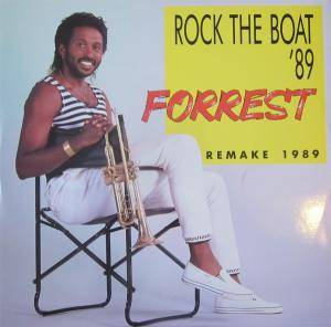 Cover - Forrest: Rock The Boat '89