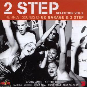 Cover - Soulsearcher: 2 Step Selection Vol. 2 - The Finest Sounds Of UK Garage & 2 Step