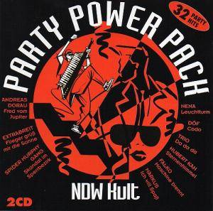 Party Power Pack - NDW Kult - Cover