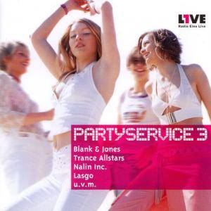 Partyservice 3 - Cover