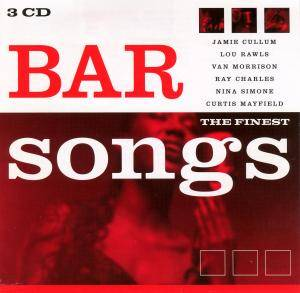 Cover - Notations: Bar Songs: The Finest